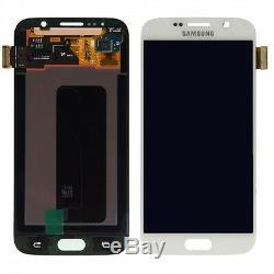 Ecran LCD Komplettset Touchscreen Pour Samsung Galaxy S6 G920 G920f Nouveau