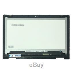 Écran LCD Tactile Digitizer Fhd Panneau D'affichage Pour Dell Inspiron 13 5368 5378 5379