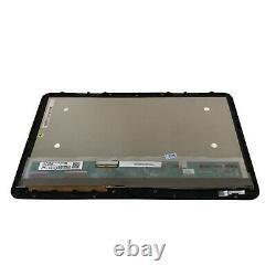 Écran LCD Touch Display Assembly Avec Cadre Lp125wf1 Sp A2 Pour Dell Xps 12 9q23