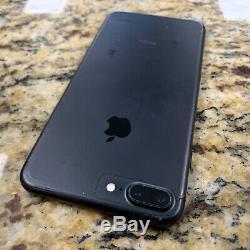 Écran Missing LCD Endommagé Apple Iphone 7 Plus 128gb Noir Débloqué Cracked # 48