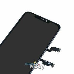 Ecran Noir Pour Apple Iphone Xs Max LCD Oled Écran Tactile Digitizer Cadre Royaume-uni