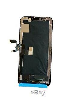 Écran Oled LCD Iphone X 10 Schwarz Noir, Original, 100% Apple, Remis À Neuf