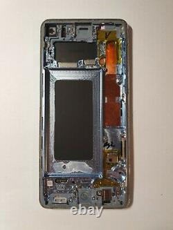 Écran Tactile À Écran LCD Samsung Galaxy S10 G973f Prism Noir