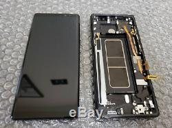 Ecran Tactile De Cadre LCD Pour Numériseur LCD Pour Samsung Galaxy Note 8 Note8 N950, Noir