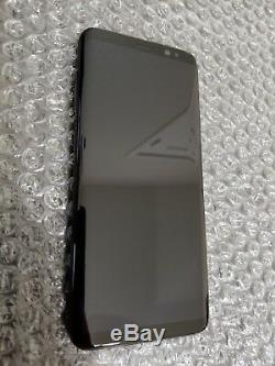 Ecran Tactile Digitizer LCD Pour Samsung Galaxy S8 G950u G950 LCD Noir + Cadre