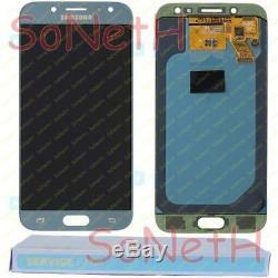 Écran Tactile LCD Écran Samsung Galaxy J5 2017 Sm-j530f Blue Silver Originale