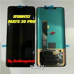 Écran Tactile LCD Original Huawei Mate 20 Pro Lya-l09 Nero Vetro Schermo