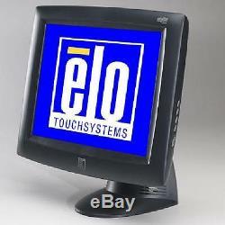 Elo 15 Écran Tactile Tft LCD Et1525l Mit Usb / Fuß / Touch 100% I. O
