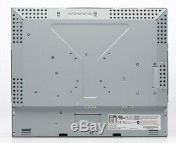 Elo Touchsystems 19 Écran Tactile Moniteur Et1939l-8cwa Usb Cadre Ouvert