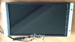 Elo Touchsystems 24 Moniteur D'écran Tactile Et2440l Open Frame Usb DVI Vga 169