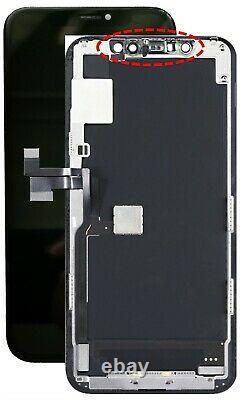 Ersatz Oled Iphone 11 Ecran LCD Pro Retina Hd Bildschirm 3d Écran Tactile Ekran