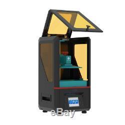 Eu Stock Anycubic Sla LCD Résine Photon 3d Imprimante 2.8 Écran Tactile + Résine 1000g