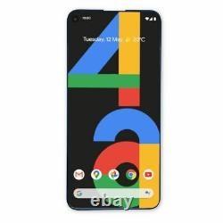 Für Google Pixel 4a Affichage Ecran LCD Tactile Complet Ersatz Reparatur Schwarz