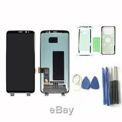 Für Samsung Galaxy S8 G950 Écran Acl Tactile Bildschirm Glas Ins