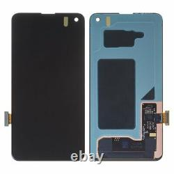Galaxy S7 S8 S9 S10 Plus S10e Écran LCD De Remplacement Numériseur + Cadre