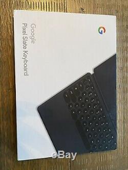Google Pixel Slate 12.3 (128 Go, Core I5, 8 Go) Tablet / Ordinateur Portable, Clavier, Stylo