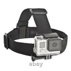 Gopro Hero7 Argent 4k Ultra Hd, 10mp, Wi-fi Caméra D'action Étanche -mega Kit