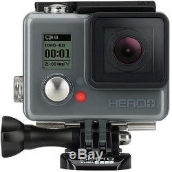 Gopro Hero + LCD Plus Écran Tactile Hd Wateproof 8mp / 1080p Nouveau + Garantie Chdhb-102