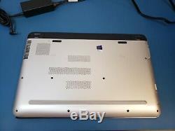 HP Pavilion 15,6 Écran Tactile De Base I7-6500u Écran LCD De 16 Go De Ram Ssd 256 Go