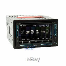 Harnais De Kit De Tableau De Bord Stéréo Bluetooth Gps De Soundstream Pour Dodge Ram Truck 2002-05