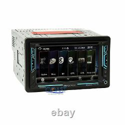 Harnais De Kit De Tiret Stéréo Bluetooth Soundstream Bluetooth Pour Les Camions Chevrolet Gmc 1988-1994