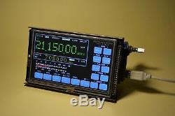 Hf Emetteur / Récepteur Avec Contrôleur Arduino Mega 2560 5 LCD À Écran Tactile