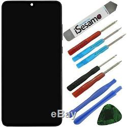 Huawei 20 Maté Ecran LCD Tactile Komplettes Schwarz + Mit Rahmen