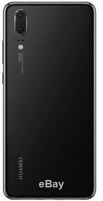 Huawei P20 128go 4g Lte (gsm Unlocked) 5.8 LCD 20mp Smartphone Eml-l09