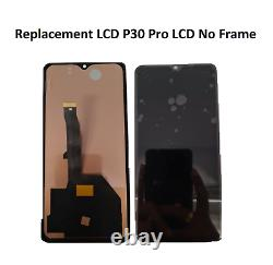 Huawei P30 Pro Remplacement LCD Écran Tactile Digitiser Assembly No Frame