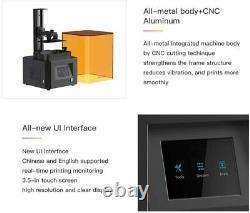 Imprimante LCD 3d Creality Ld-002r De Protection D'écran Tactile Haute Précision