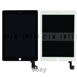 Ipad Air 2 A1566 A1567 LCD Numériseur Écran Tactile Pièce De Remplacement D'assemblage