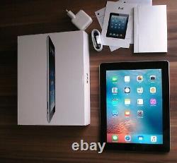 Ipad D'apple 4. Gen. 16go, Wifi+cellular 24,64 CM (9,7 Zoll) Schwarz Black Ovp