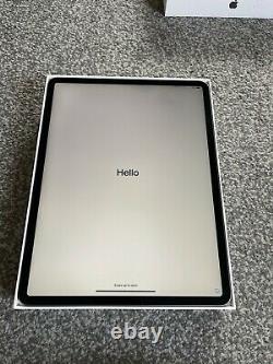 Ipad Pro 3rd Gen 12,9 256gb Bundle (avec Le Boîtier Apple Keyboard Folio)