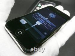 Iphone 2g 8gb 1. Génération De Neu Dans Folie + Dans Ovp Mb217d/a Apple Original 8 Go