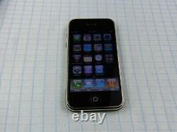 Iphone Apple 1. Génération/2g 16gb Schwarz! Gebraucht! Ohne Simlock! Ovp! Rar