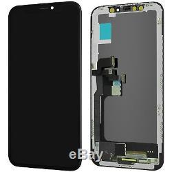 Iphone X 10 Retina Komplettes Hd Écran LCD Écran Tactile 3d Noir Schwarz