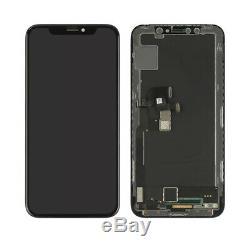 Iphone X Xr Xs Xs Max LCD Écran Oled Écran Tactile Digitizer Remplacement Noir