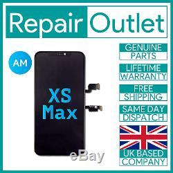 Iphone Xs Max Remplacement Tft LCD À Écran Tactile Digitizer Assemblée Affichage