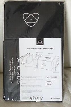 Jamais Utiliser Atomos 7 Atomshgin1 Moniteur Inferno Avec Kit D'accessoires