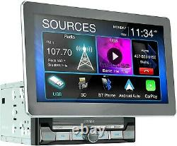 Jensen Car8000 10 LCD LCD DVD Récepteur Multimédia Avec Carplay+android