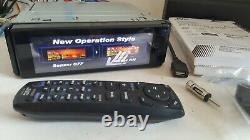 Jvc Kd-avx77 CD Exad DVD Usb Bluetooth 5,4touch LCD 5.1 Kanal Autoradio