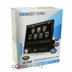 Kit De Tableau De Bord À Écran Tactile LCD 7 Bluetooth Radio Bluetooth Pour 03-07 Honda Accord