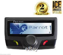 Kit Mains Libres Bluetooth Bluetooth LCD Parrot Ck3100 Pour Voiture / Fourgonnette Pour Téléphones Mobiles