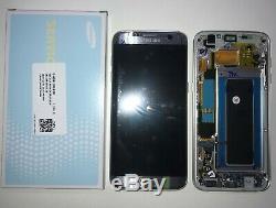 LCD À Écran Tactile Samsung Galaxy S7 Originale Bord G935f Argent Sm-g935f