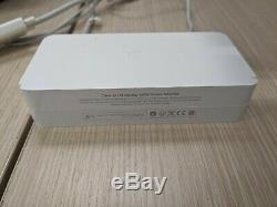 LCD Apple Cinema Hd Display 30 Pouces En Aluminium DVI 2560x1600 A1083 Moniteur # 2