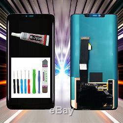 LCD D'origine Huawei Maté 20 Pro Lya-al00, Lya-al00p Display + Outil Schwarz