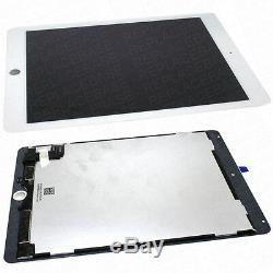 LCD De Remplacement À Écran Tactile Digitizer Avant Pour Apple Ipad 2 Air 6 Blanc