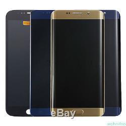 LCD Digitizer Pour Samsung S6 7 8 9 Bord Plus / S5 6 7 8 Acitve / Note 9 8 5 4 3 Lot