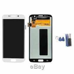 LCD Écran Tactile Digitizer Remplacement Pour Samsung Galaxy S7 Bord G935