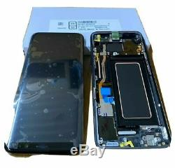 LCD Véritable Samsung Galaxy S8 G950f Écran Tactile Nouvel Écran D'origine